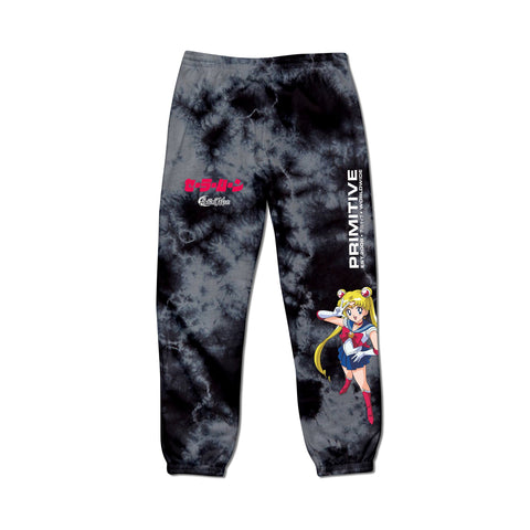 WOMEN'S SAILOR MOON II WASHED SWEATPANTS