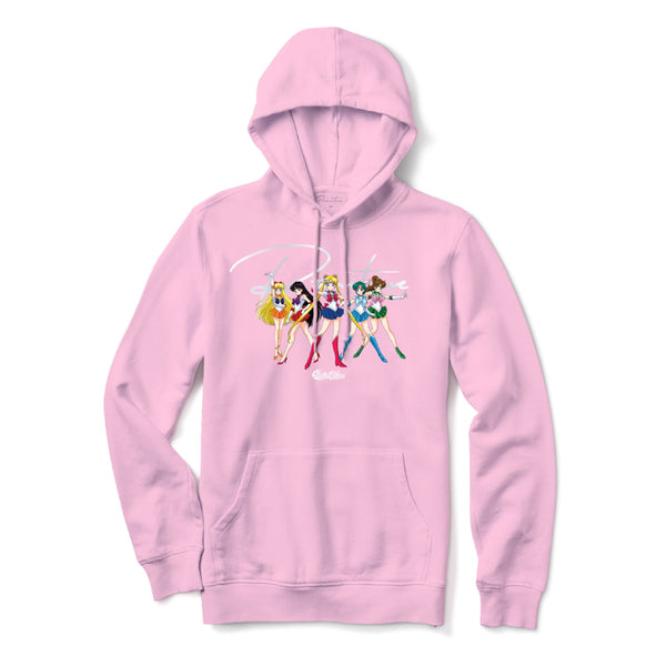 WOMEN'S SAILOR MOON HOOD