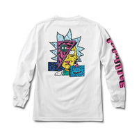 RICK DESTRUCTED LS TEE