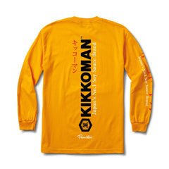 KIKKOMAN TRADITION L/S TEE