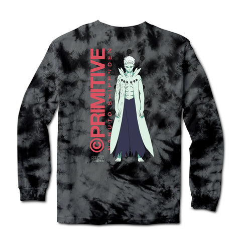 OBITO WASHED L/S TEE