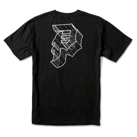 3D DIRTY P OUTLINE TEE