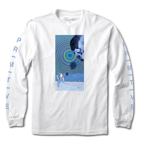SPIRIT PLAIN LS TEE