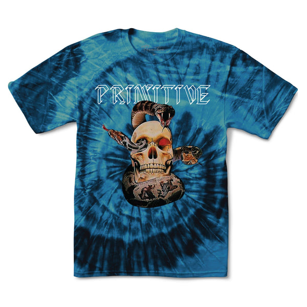 WORLD TOUR TIE DYE SS TEE