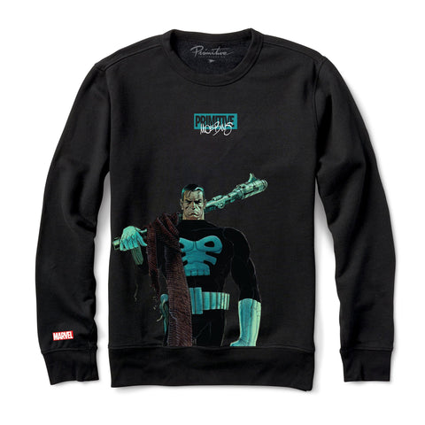 PUNISHER CREWNECK