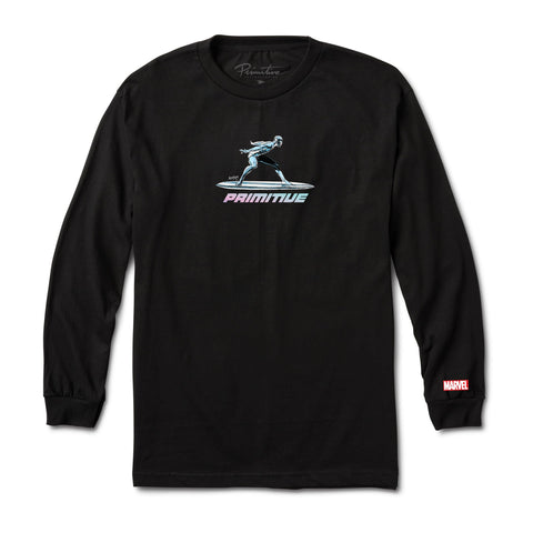 SILVER SURFER L/S TEE