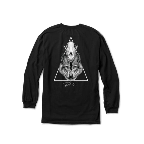 HUNTER LS TEE