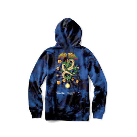 SHENRON WISH WASHED HOOD