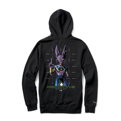 SHADOW BEERUS HOOD