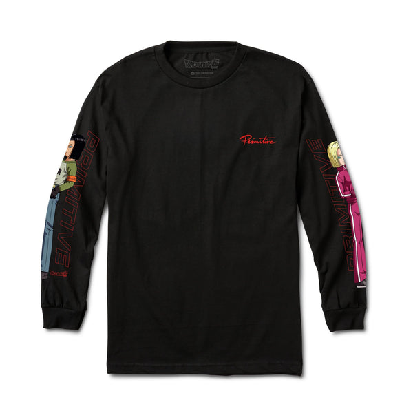 ANDROIDS L/S TEE