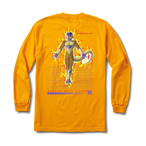 GOLDEN FRIEZA L/S TEE