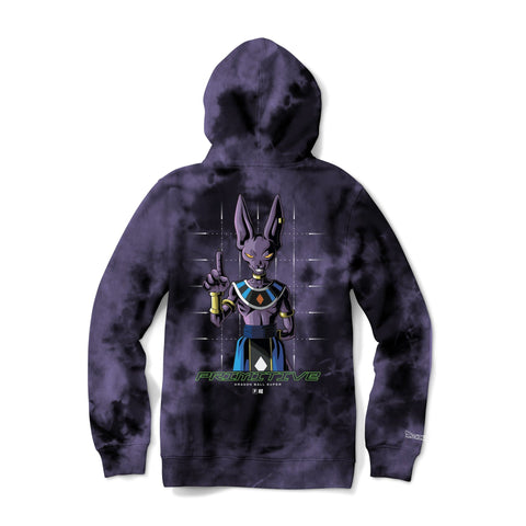 SHADOW BEERUS WASHED HOOD