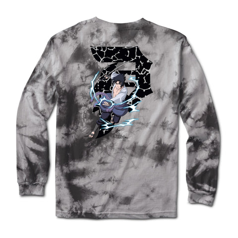 SASUKE DIRTY P WASHED L/S TEE