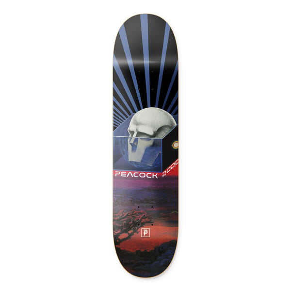 "BRIAN PEACOCK MIND CONTROL DECK - 8.0"" & 8.25"""