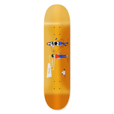 Nick Tucker X-Ray Specs Deck - 8.125