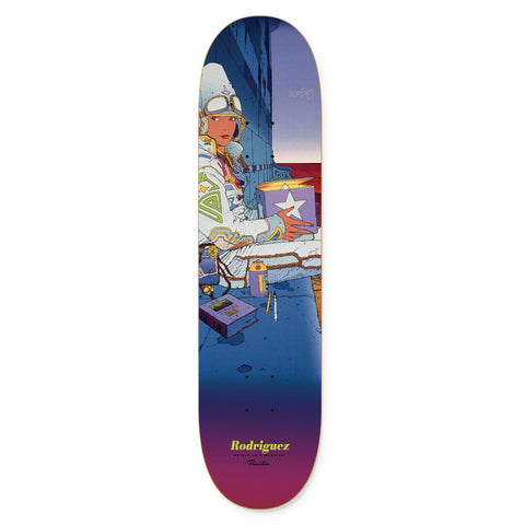 PAUL RODRIGUEZ STAR WATCHER DECK - 8.25