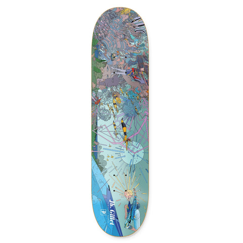JB GILLET MAJOR FRESQUE DECK - 8.1