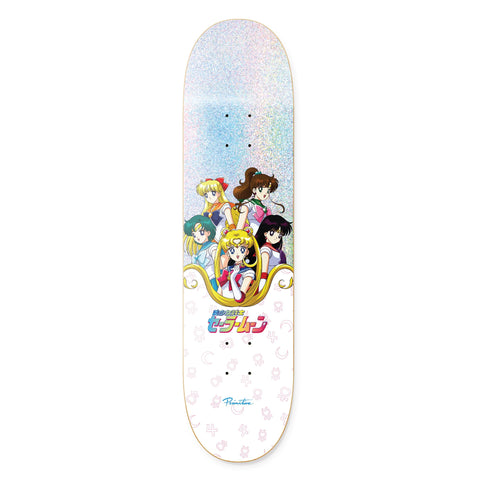 TEAM SAILOR MOON DECK - 8.38 & 7