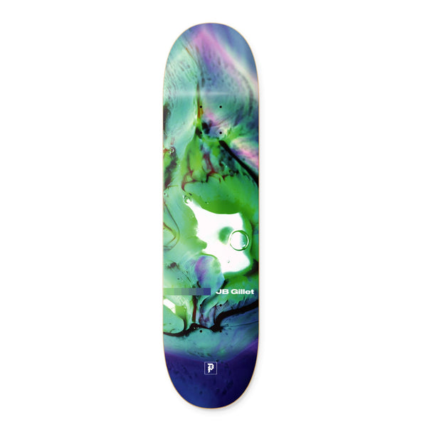 JB GILLET OIL DROP DECK - 8.125