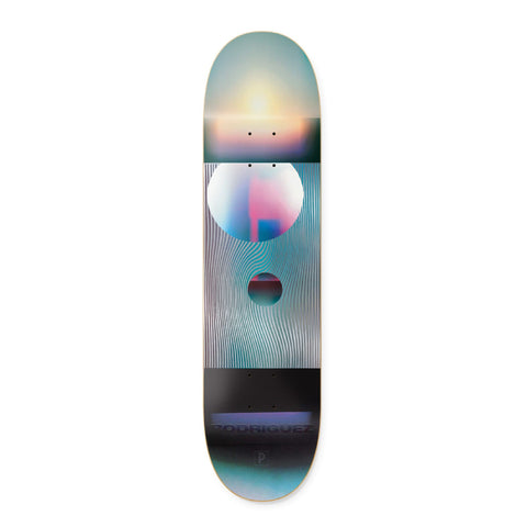 PAUL RODRIGUEZ COLOR WAVES DECK - 8.25
