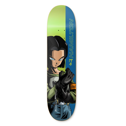 DBS SPENCER HAMILTON ANDROID 17 DECK - 8.0 & 8.25