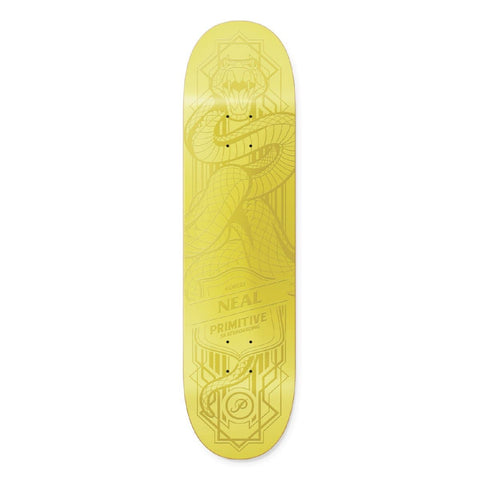 ROBERT NEAL GOLD VIPER DECK - 8.0