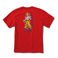 SUPER SAIYAN GOKU YOUNG MENS TEE