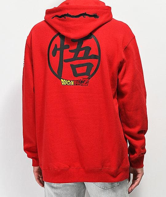 ca9f5e72 ... Hoodies Images Dragon Ball Z Dragonball Z. Dragon Ball Club Hood  Primitive Skateboarding