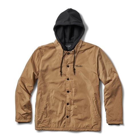 TWO-FER COACH JACKET