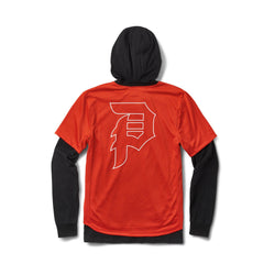TWO-FER BASEBALL HOOD
