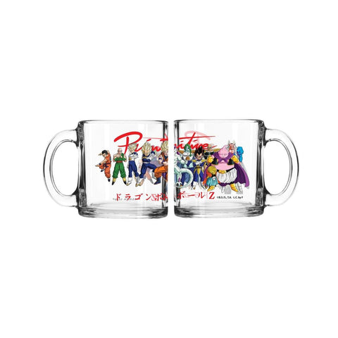 DBZ HEROES AND VILLIANS MUG SET