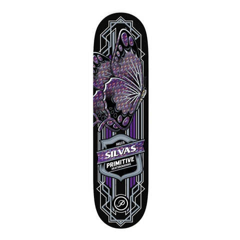 MIles Silvas Butterfly Deck - 8.0 & 8.25