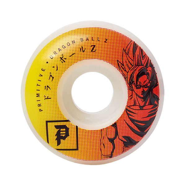 DBZ GOKU TEAM WHEEL - 52mm