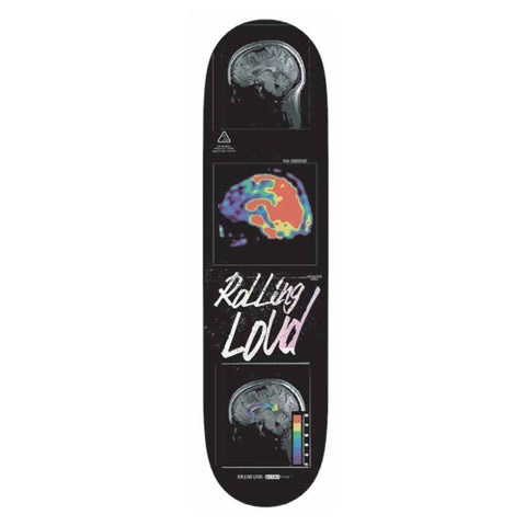 Paul Rodriguez High Noise Deck - 8.125