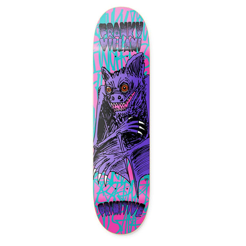 FRANKY VILLANI FOUR FINGERS DECK - 8.0, 8.25 & 8.63