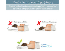 "Load image into Gallery viewer, Μαξιλάρι ""Your Pillow"""