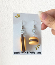 Load image into Gallery viewer, fast food earrings