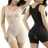 Seductive Lace Crotch-less Body Shaper