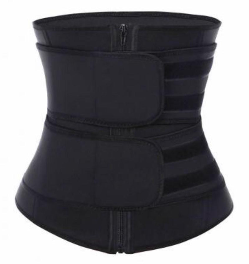 Double Strapped Hourglass Sweat Belt