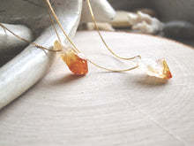 Load image into Gallery viewer, Sundrop Citrine Necklace