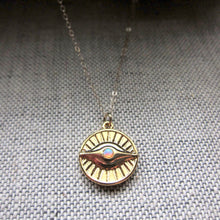 Load image into Gallery viewer, Celestial Eye Necklace