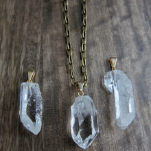 Load image into Gallery viewer, Quadrangle Necklace