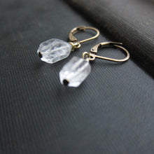 Load image into Gallery viewer, Quadriga Quartz Dangles