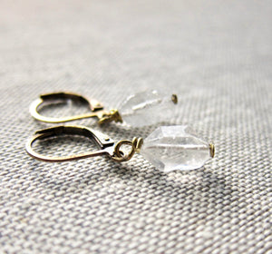 Quadriga Quartz Dangles