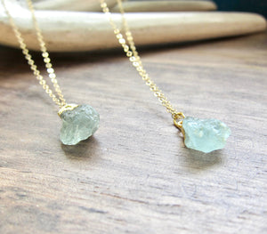Artemisia Aquamarine Necklace