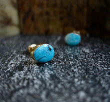 Load image into Gallery viewer, Texico Turquoise Studs
