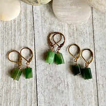 Load image into Gallery viewer, Jade Earrings