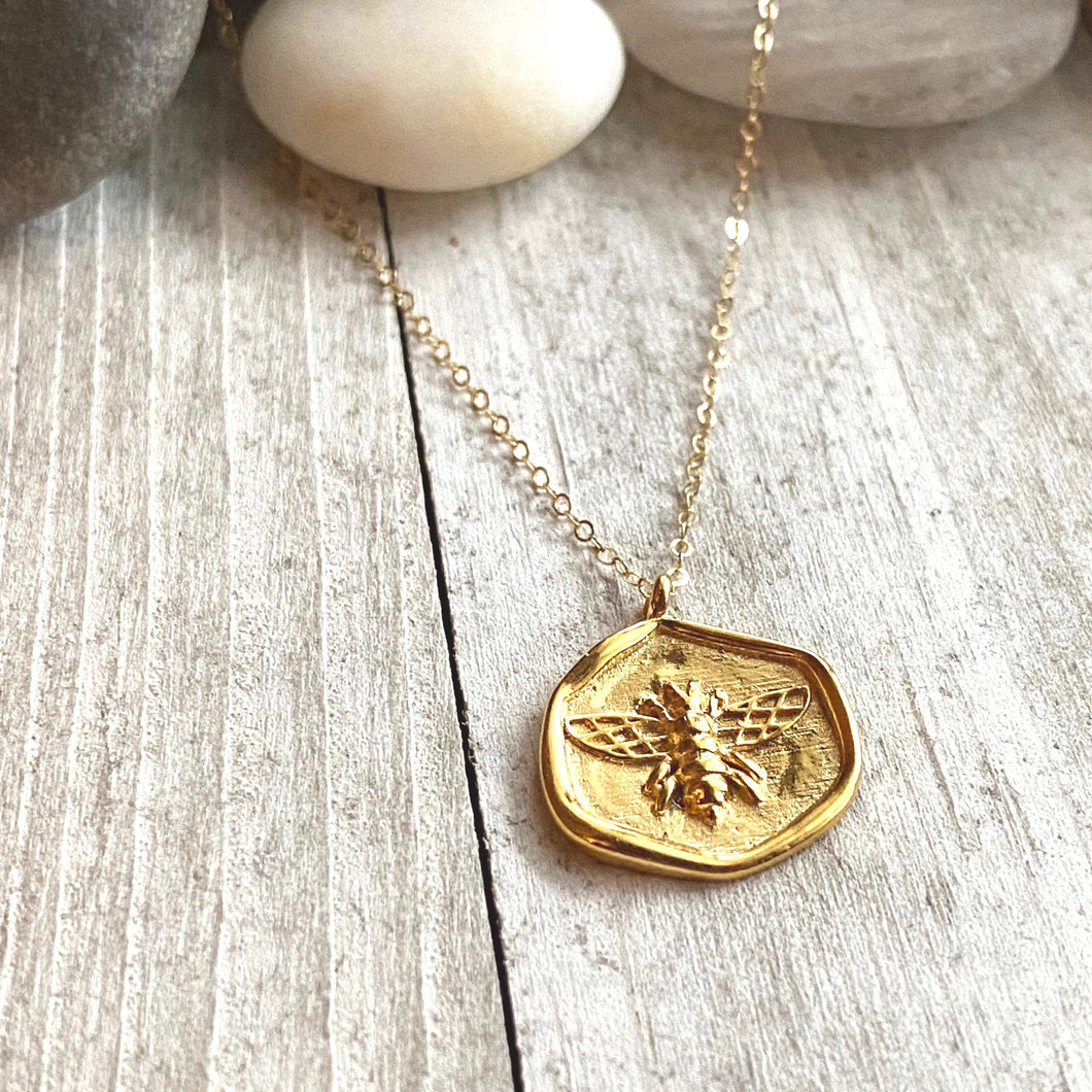 Bee Sweet Necklace