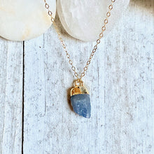 Load image into Gallery viewer, Serapis Sapphire Necklace