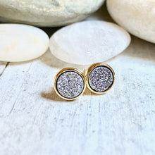 Load image into Gallery viewer, Dakota Druzy Studs